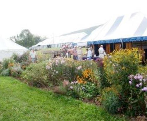 Garden Network - Pollinator Garden at Russell E. Larson Ag Research Center