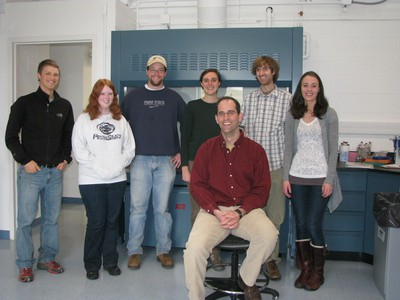 The Tooker Lab April 2011