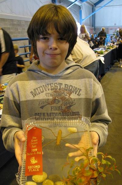 BAB Winner Cole Daubenspeck