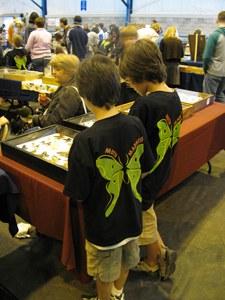 Moth Madness Tshirts